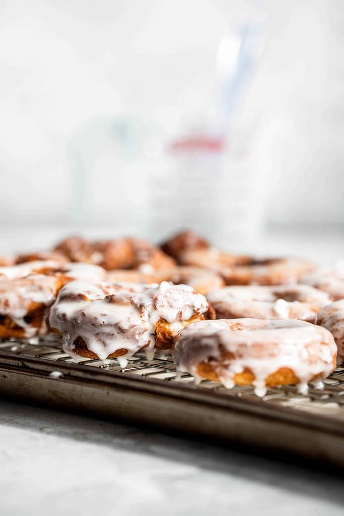 Homemade Donuts Recipe