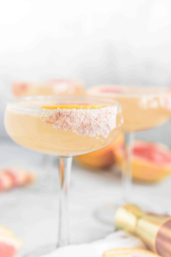 grapefruit cinnamon margarita