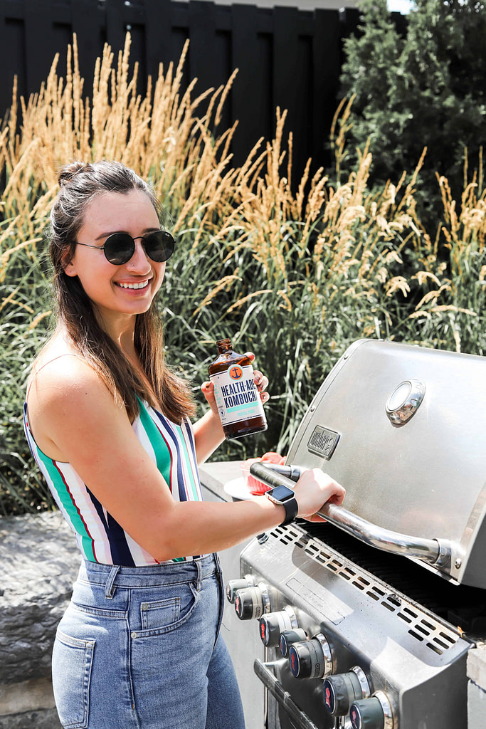 Health-Ade Kombucha Summer Cookout Side Dishes